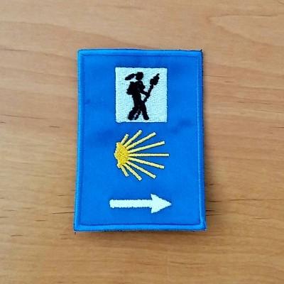 Emblema (Sinalização Peregrina Santiago)