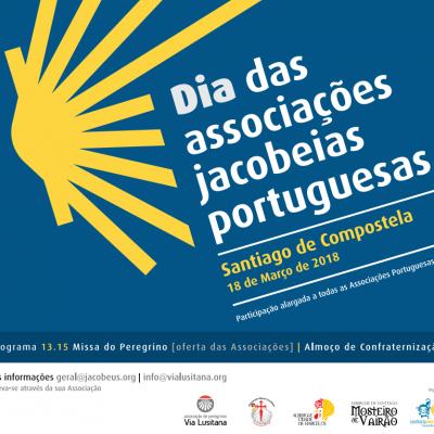 Dia das Associações Jacobeias Portuguesas em Santiago de Compostela