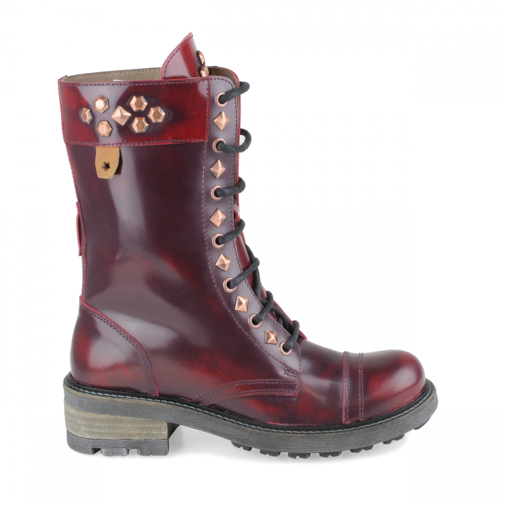 BOTA CUBANAS ESCAPE500 CHERRY