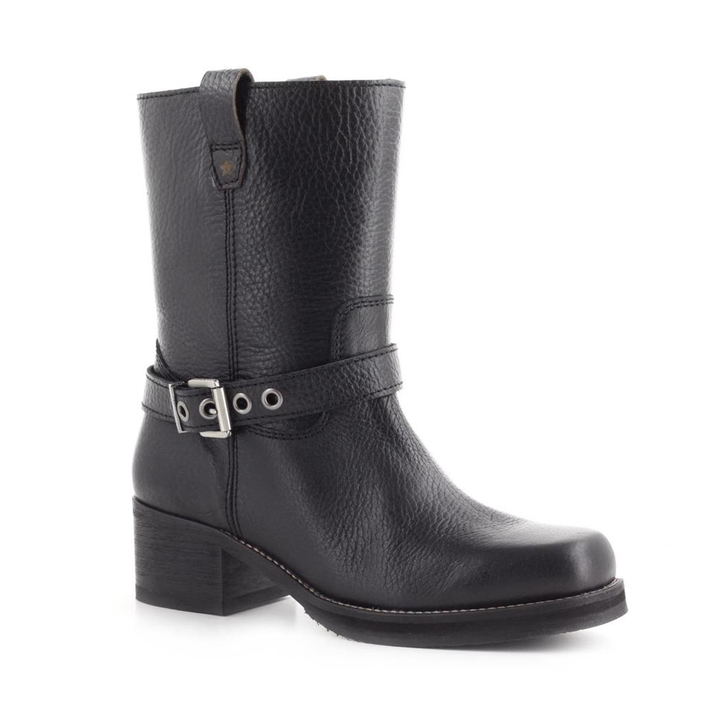 BOTA CUBANAS FIELD110 BLACK