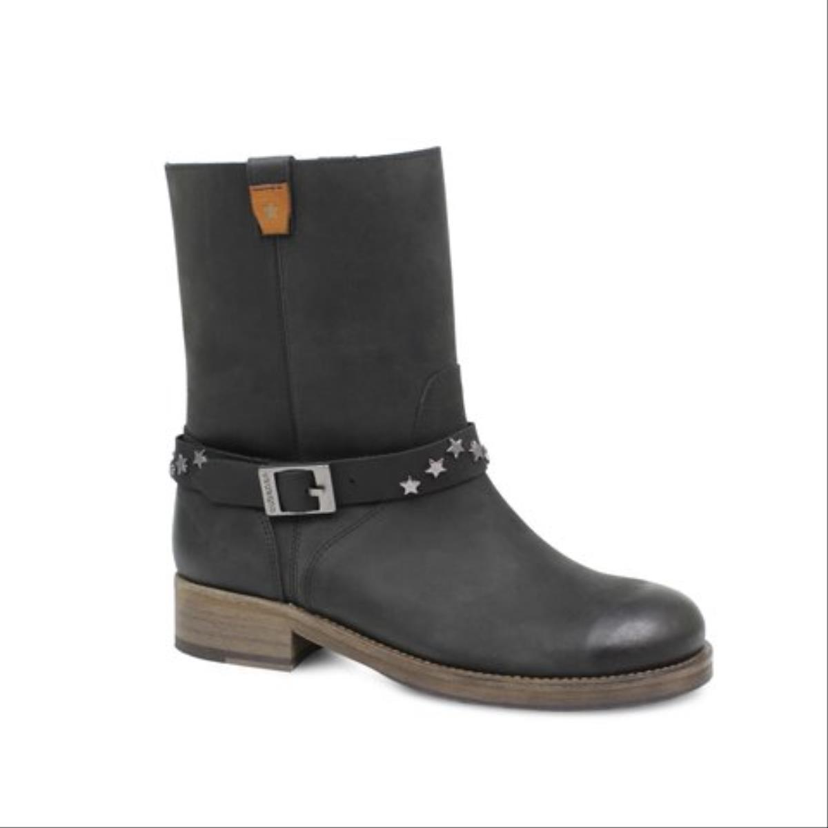 BOTA CUBANAS MUFFIN831 BLACK