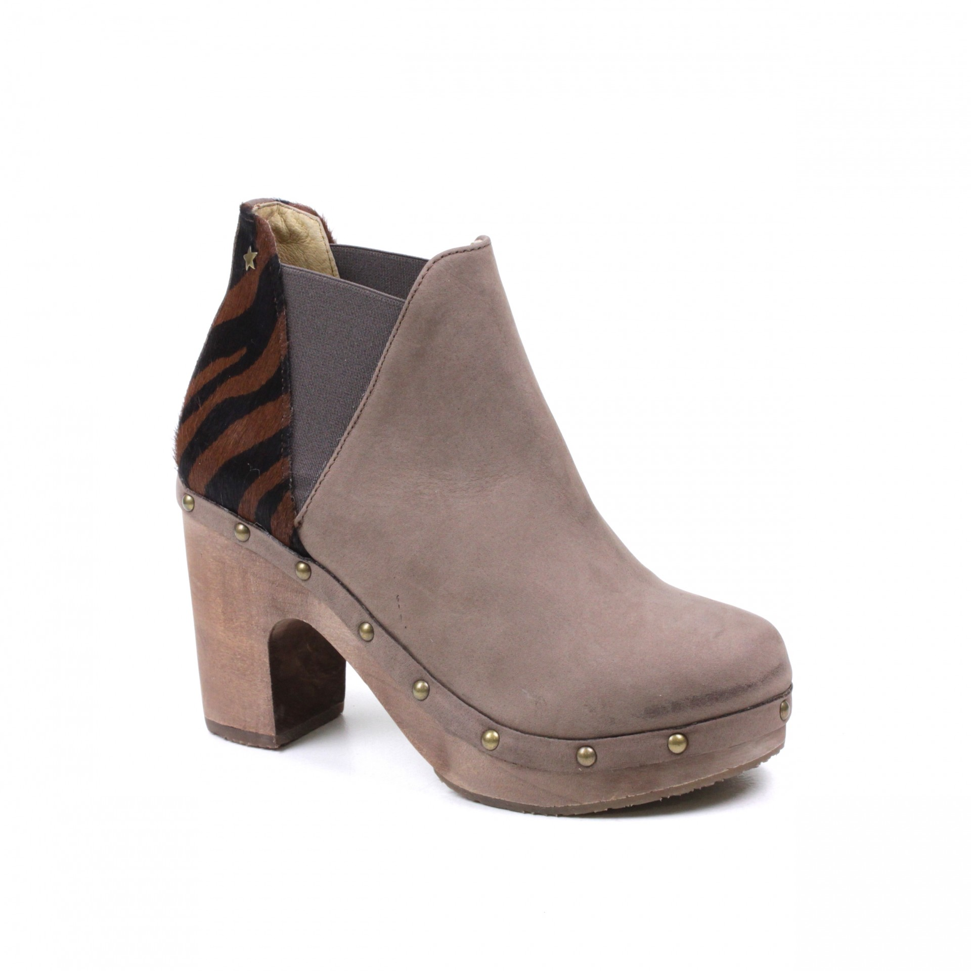 BOTA CUBANAS TRIBAL1100 CHOCOLATE