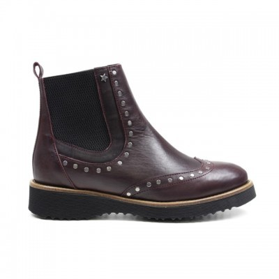 BOTA CUBANAS DUNE820 DARK PURPLE