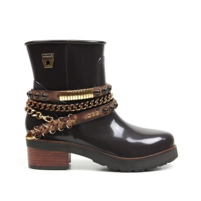 RAINYBOOT CUBANAS GALE200 CHESTNUT