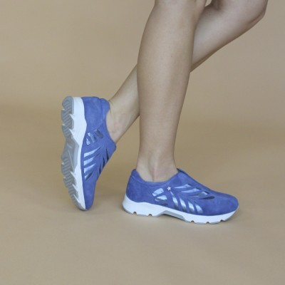 TENIS CUBANAS RUN1030BLUE Blue