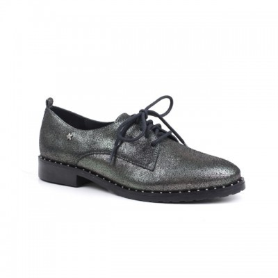 OXFORD CUBANAS BECKY100 PEWTER
