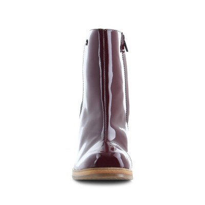 BOTA CUBANAS HIGHFIELD200V BORDEAUX+BLACK