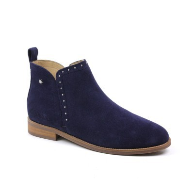 BOTA CUBANAS NATURE210C DARK BLUE
