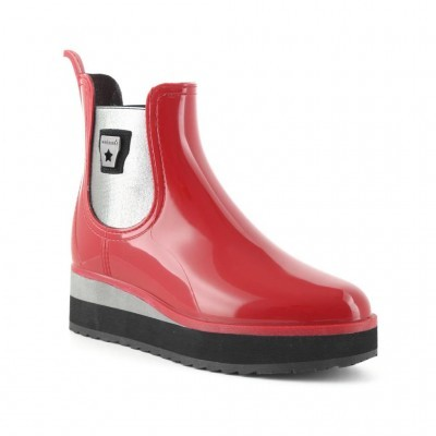 RAINYBOOT CUBANAS DERBY120 RED
