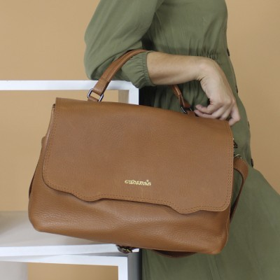 tote cubanas brown kala100brown Brown