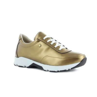 TENIS CUBANAS RUN300GM GOLD
