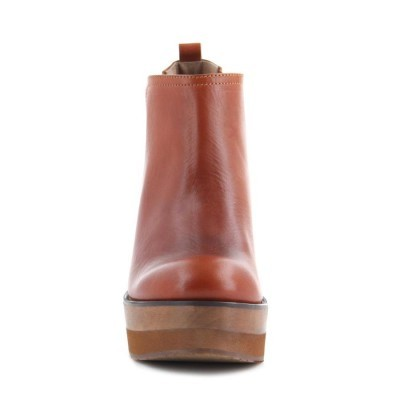 BOTA CUBANAS WAVE520 TERRACOTA