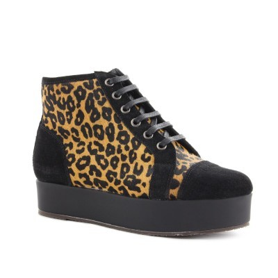 BOTA CUBANAS KITTY320P BLACK+ONCA