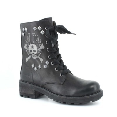 BOTA CUBANAS ESCAPE1200 BLACK