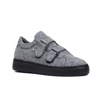 TENIS CUBANAS POLLY320 GREY