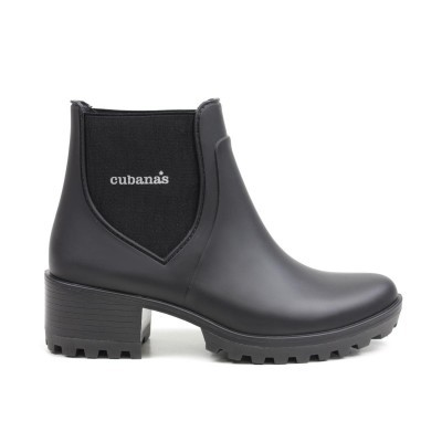RAINYBOOT CUBANAS FOGGY100 BLACK