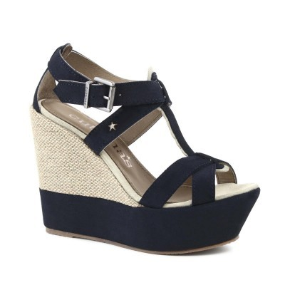 SANDALIA CUBANAS SLIM410 MIDNIGHT BLUE