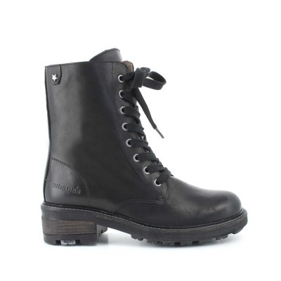 BOTA CUBANAS ESCAPE1100 BLACK