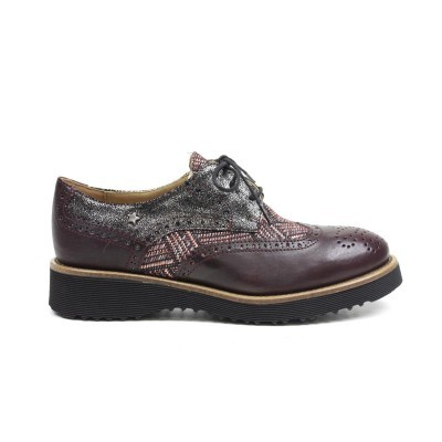 OXFORD CUBANAS DUNE810 DARK PURPLE+PEWTER