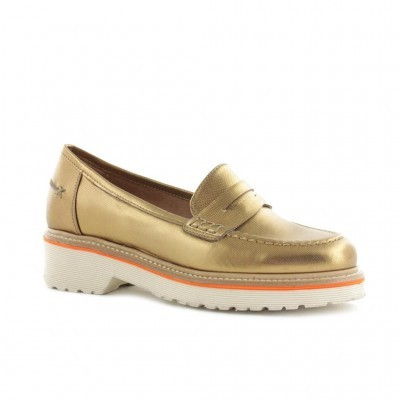 MOCASSIM CUBANAS DALLY120M GOLD