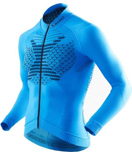 Camisola Manga Comprida X-Bionic Twyce (Azul)