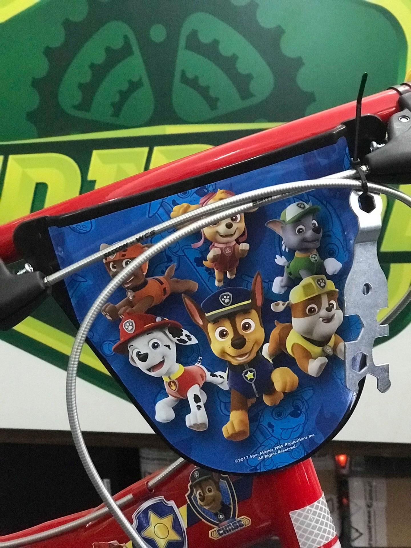 Bicicleta Patulha Pata