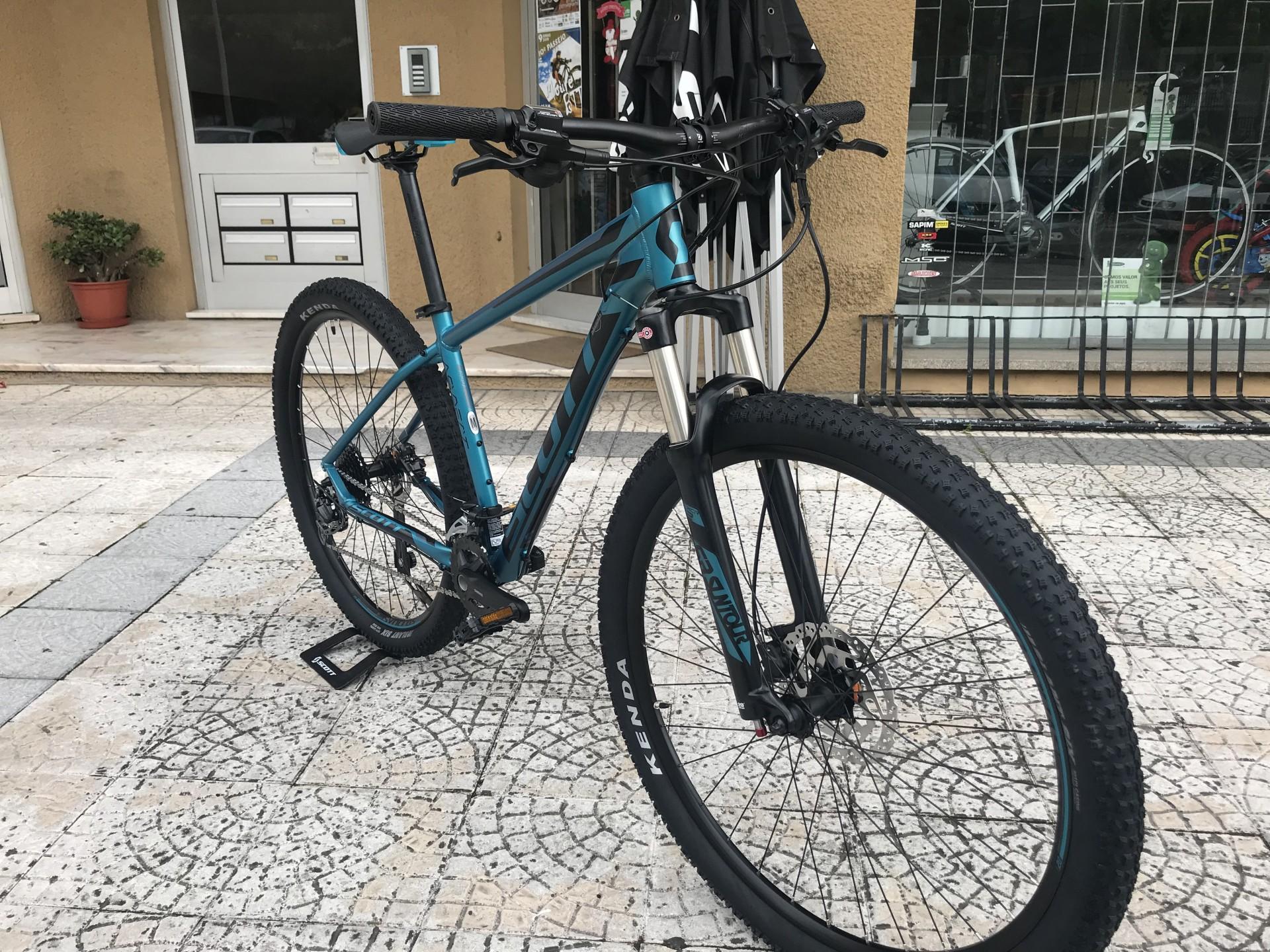 Bicicleta Scott Aspect 930 - 2019 - Azul