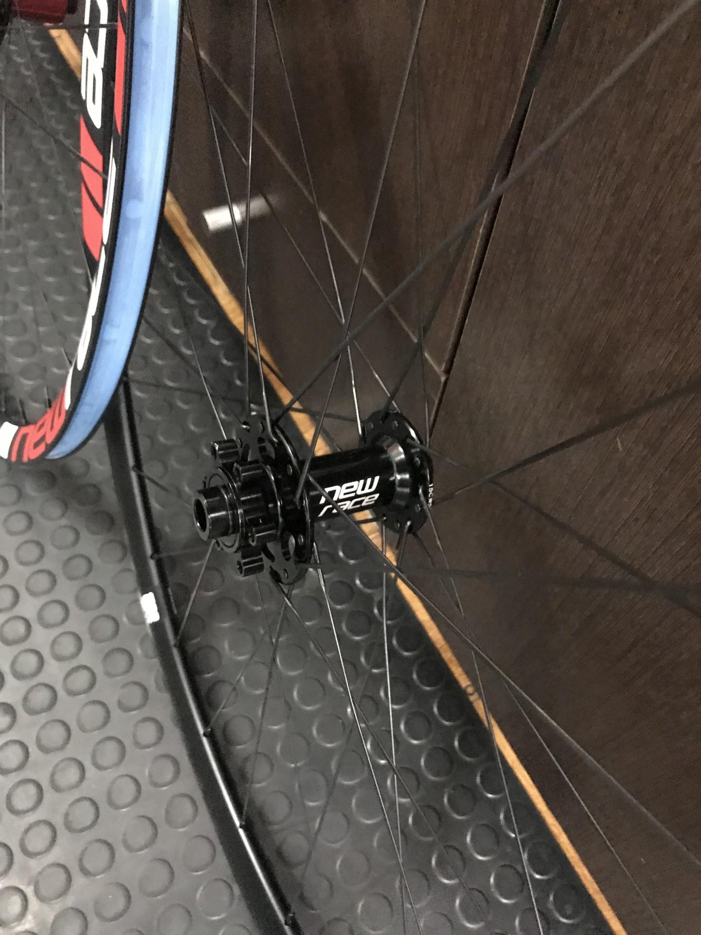 Par Estrada rodas New Race SL28 Disc
