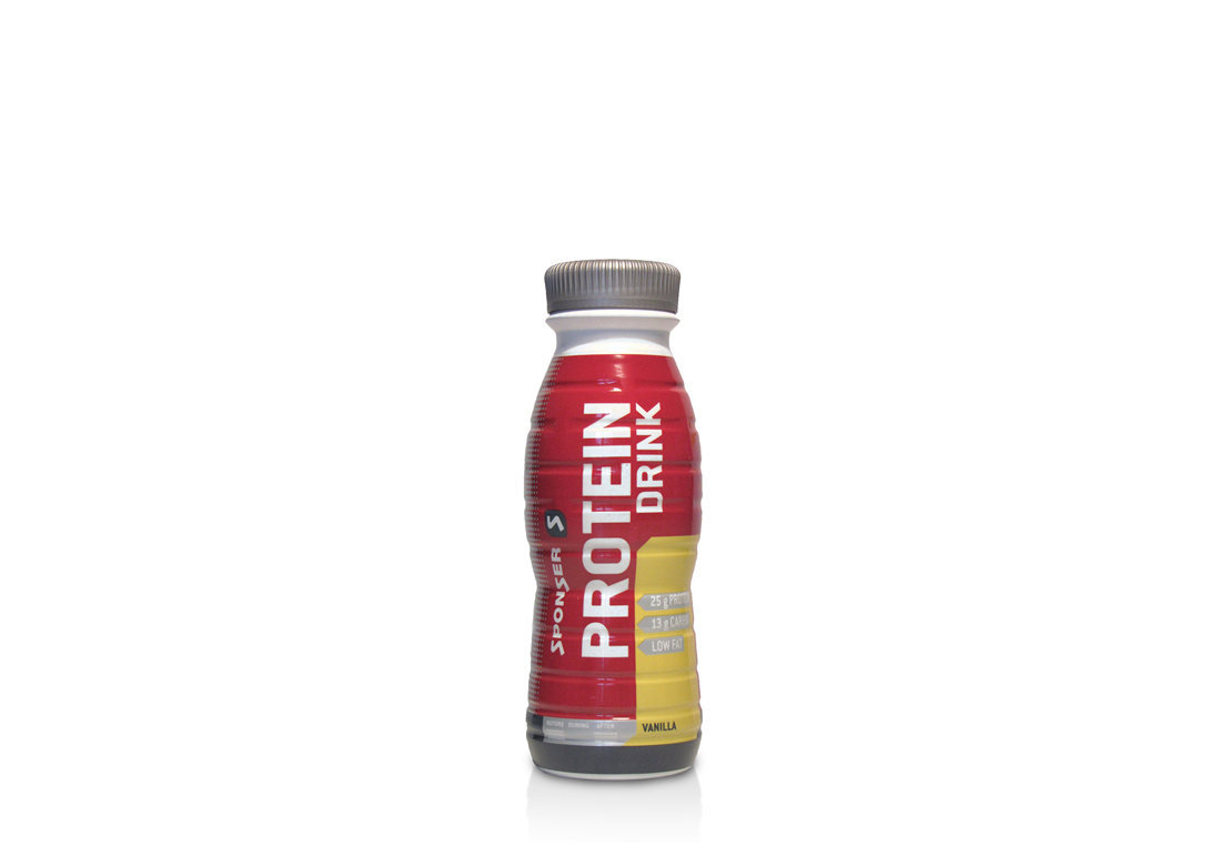 SPONSER PROTAIN DRINK BAUNILHA 330ML