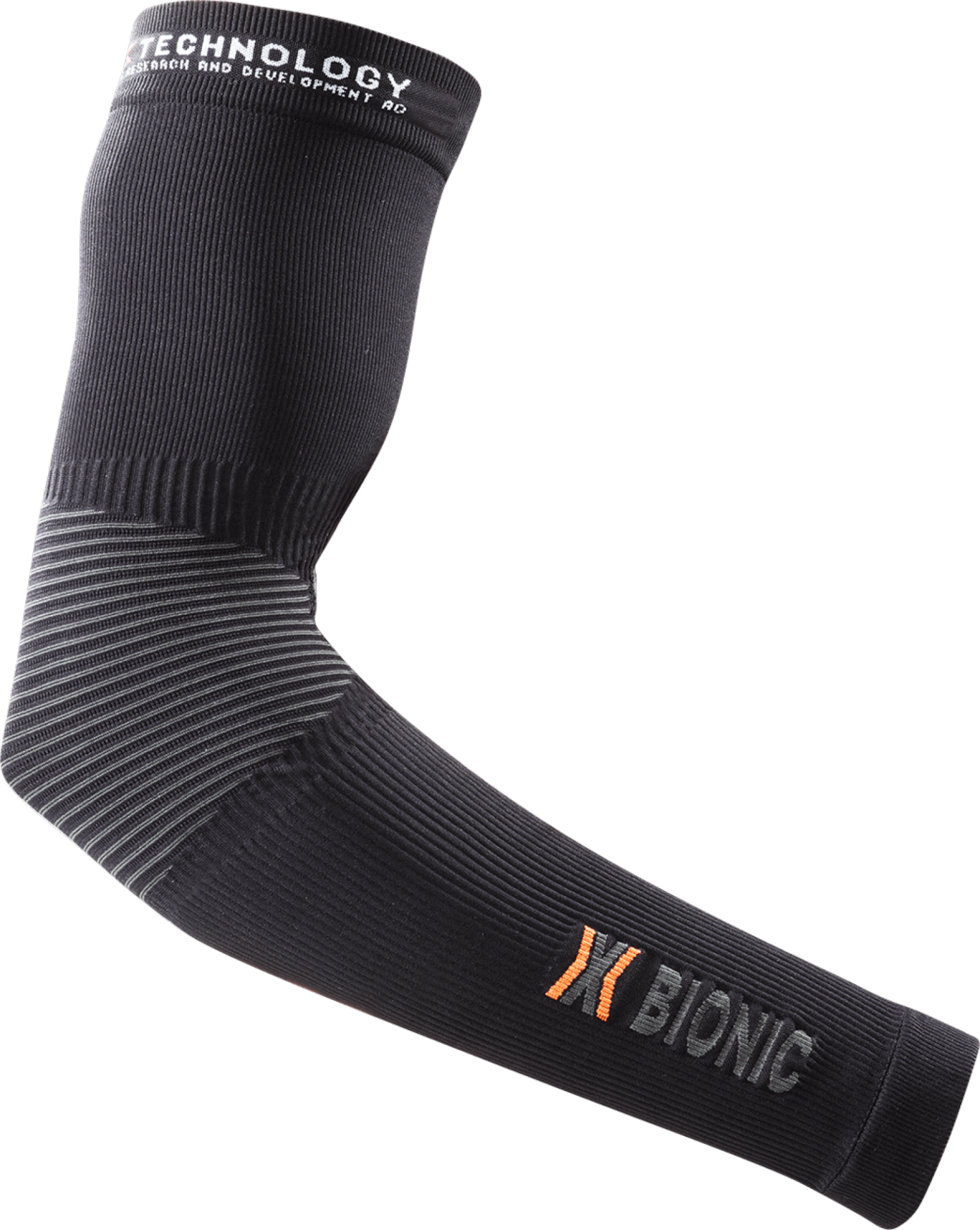 X-Bionic Manguitos Energy Accumulator® XQ-2 Arm Warmer - Preto
