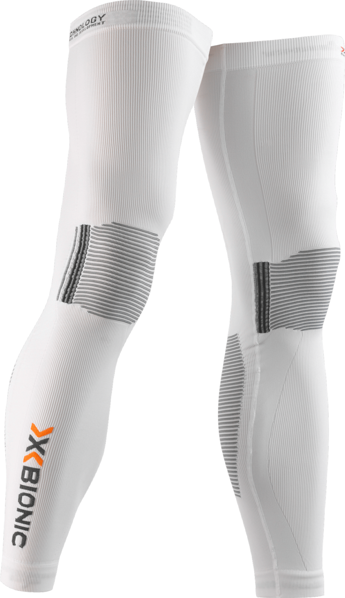 X-Bionic Pernitos Energy Accumulator® Summerlight PK-2 Leg Warmer - Branco