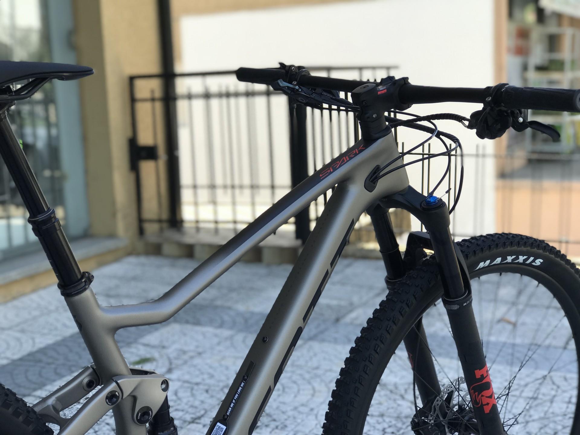 Bicicleta Scott Spark 930 - 2020