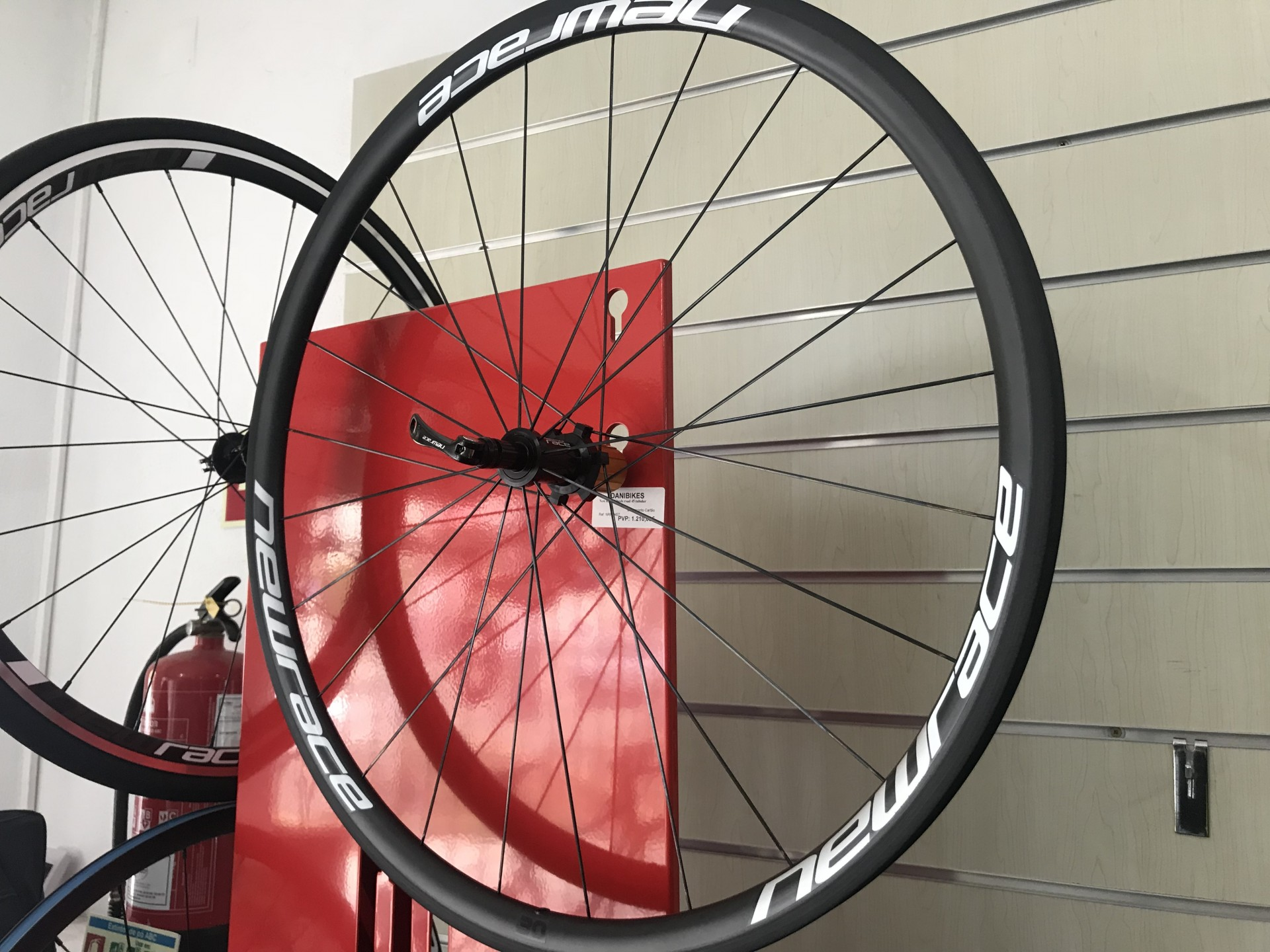 Rodas New Race Carbon 30T