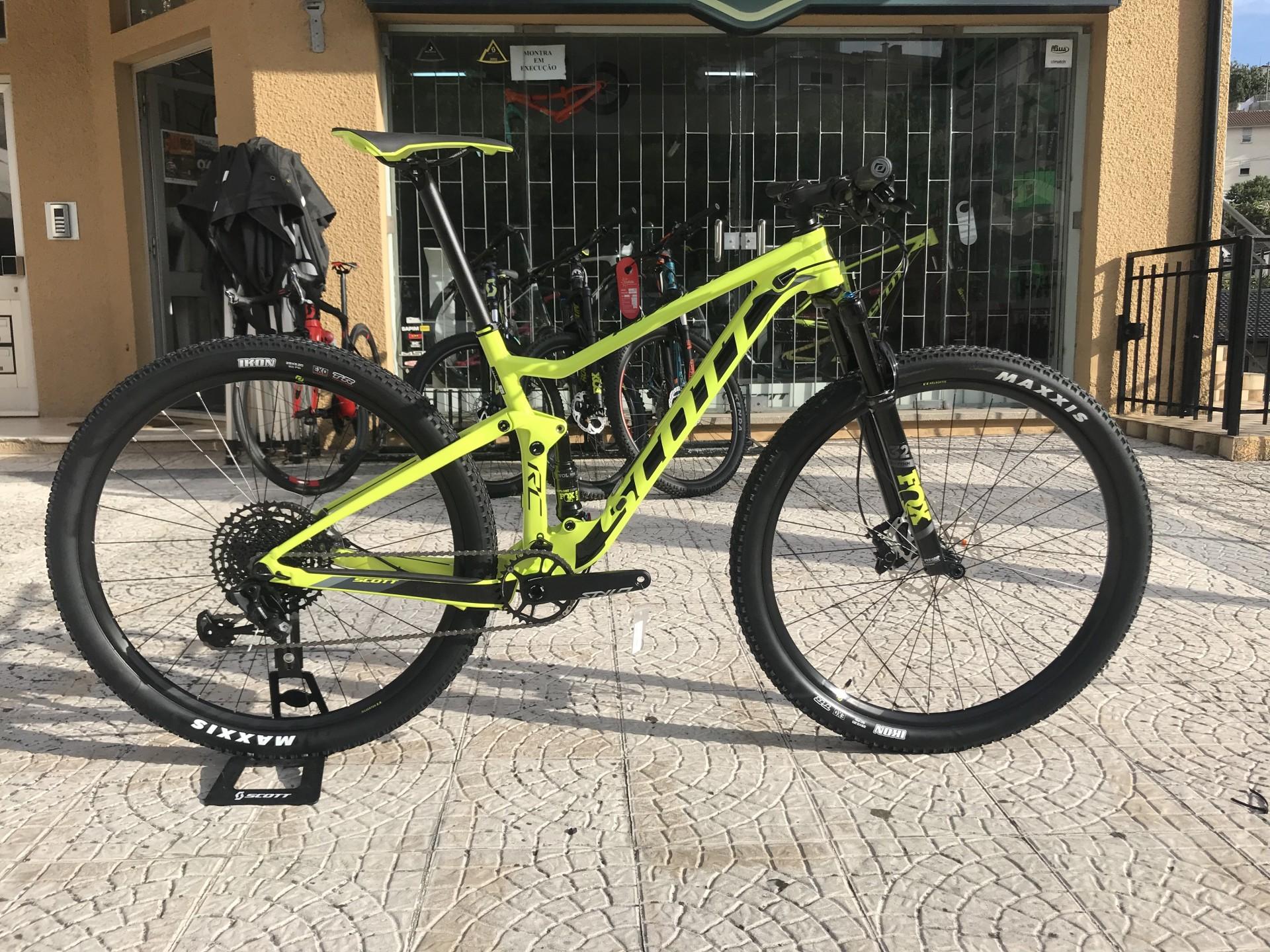 BICICLETA SCOTT SPARK RC 900 COMP - 2019