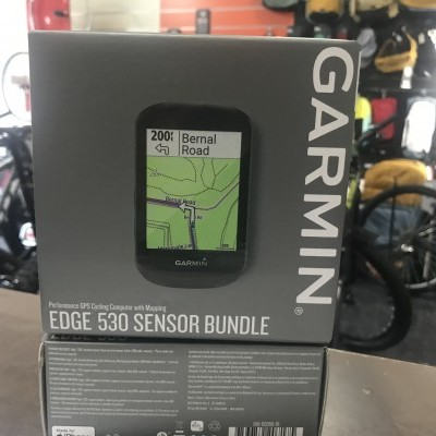 GPS CYCLING GARMIN EDGE 530 BUNDLE EUROPE