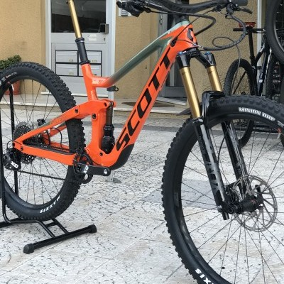 Bicicleta Scott Ransom 900 Tuned - 2019 - Serviço