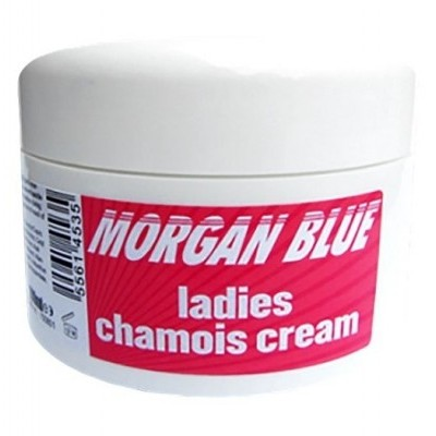 Creme para Carneira / Senhoras - Morgan Blue LADIES CHAMOIS CREAM 200CC