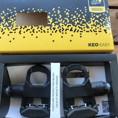 Pedais Look Keo Easy - Tour de France