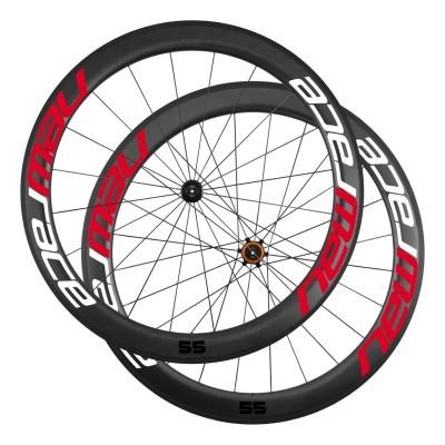 Rodas New Race Carbon 55T