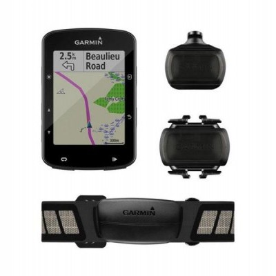 GPS CYCLING GARMIN EDGE 520 PLUS BUNDLE EUROPE