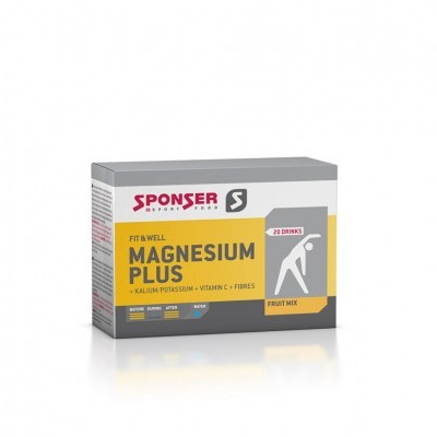 SPONSER MAGNESIUM PLUS 6.5G ( 200ML )
