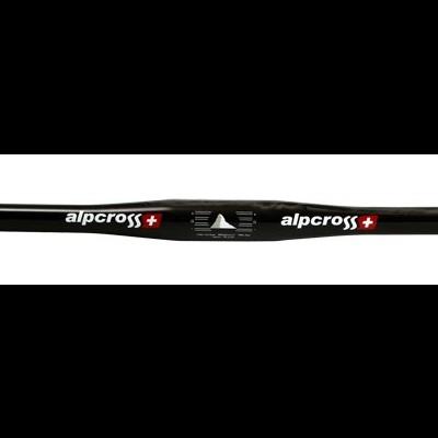 Guiador Carbono Alpcross 750mm - BRILHO