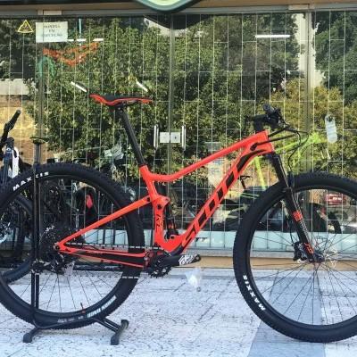 Bicicleta Scott Spark RC 900 TEAM - 2019