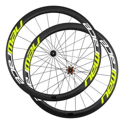 Rodas New Race Carbon 45T