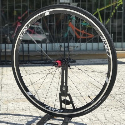 Rodas New Race Comp 28mm - Preto