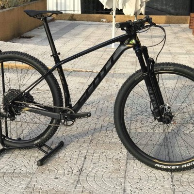 Bicicleta Scott Scale 920 - 2019 Carbono