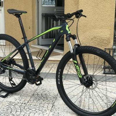 Bicicleta Scott Aspect 950 - 2020 (azul/verde)