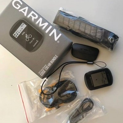 GPS Garmin EDGE 130 HR Bundle Europe