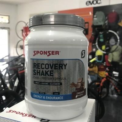SPONSER RECOVERY SHAKE CHOCOLATE 900G