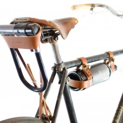 Bicycle U-Lock Holster